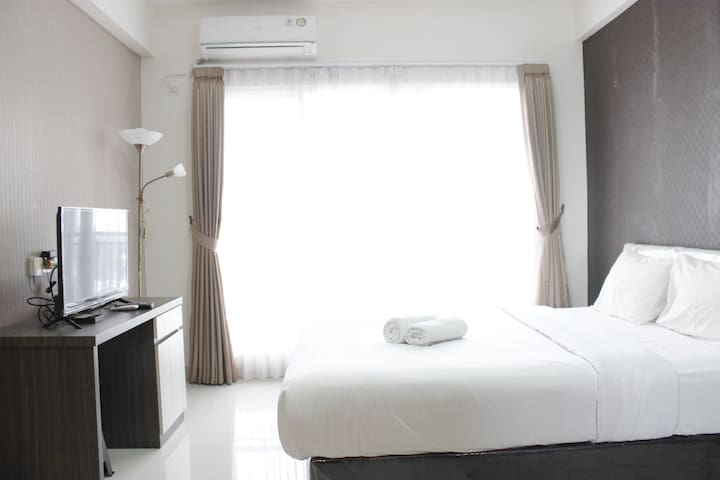 Chic Studio Room @ Galeri Ciumbuleuit 3 Apartment