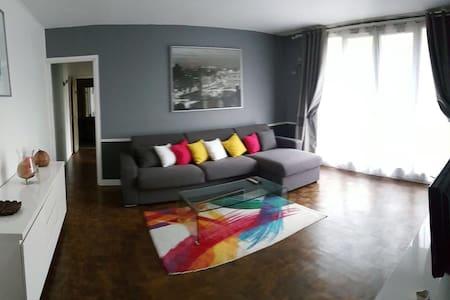 Appartement T3 à 15minutes de Paris - Choisy-le-Roi - Appartement