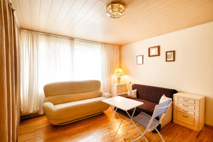 1 bedroom Holiday apartment