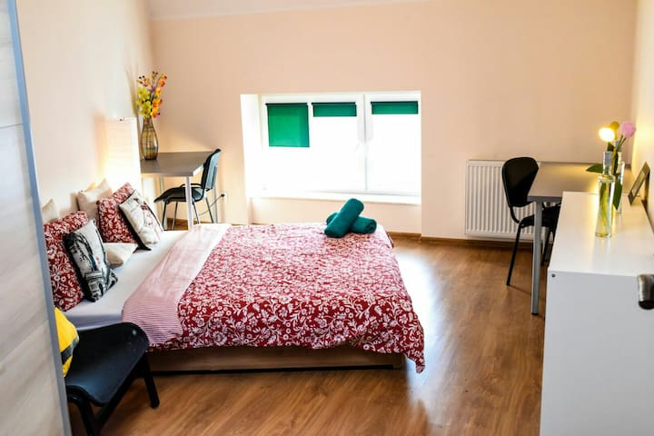 Double Room in center  of Poznan