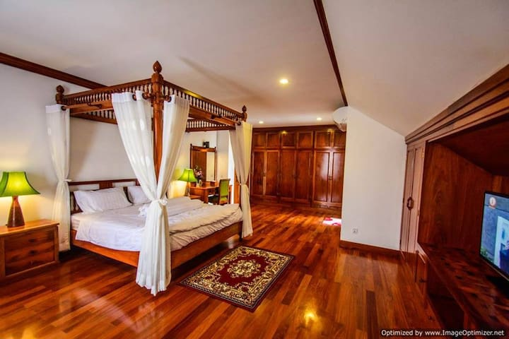 VIP Rooftop 360  Penthouse Apartment. Pool&Gym! - Krong Siem Reap - Apartment