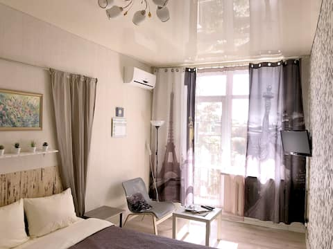 Апартаменты в Липках Kakdoma-Sar