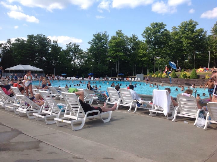 The Poconos perfect for you and your family