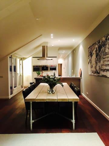 Luxe appartement tegenover de Veluwse bossen - Oosterbeek