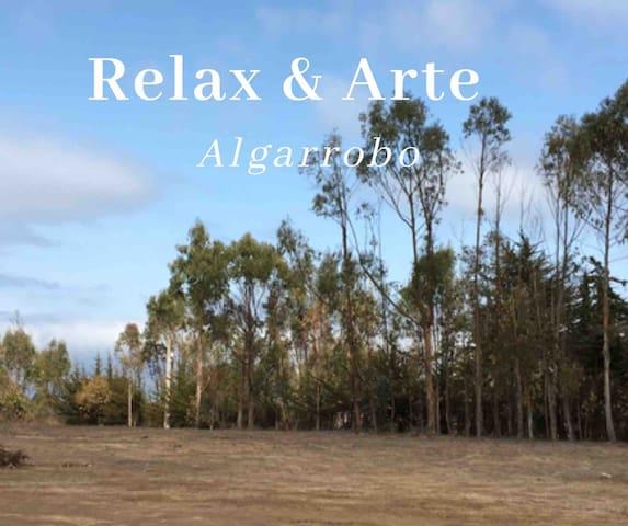 Algarrobo Relax & Arte Estudio en Parcela La Palma