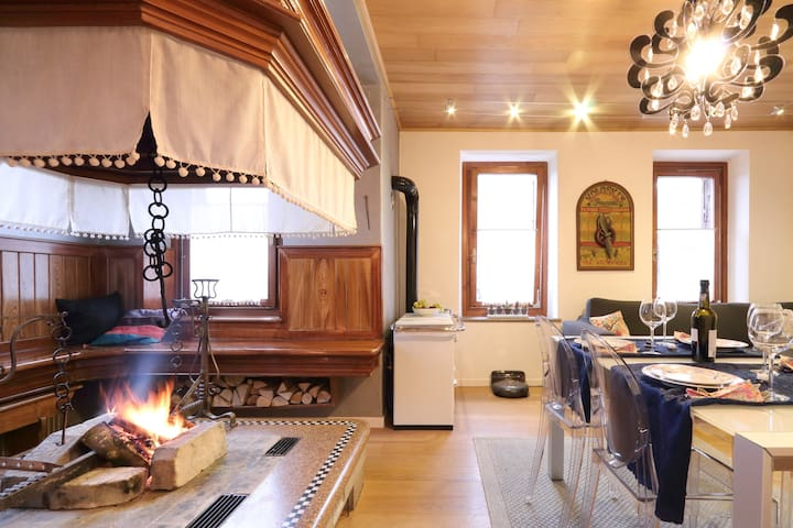 Charming home in the Dolomites - Dont - Huoneisto