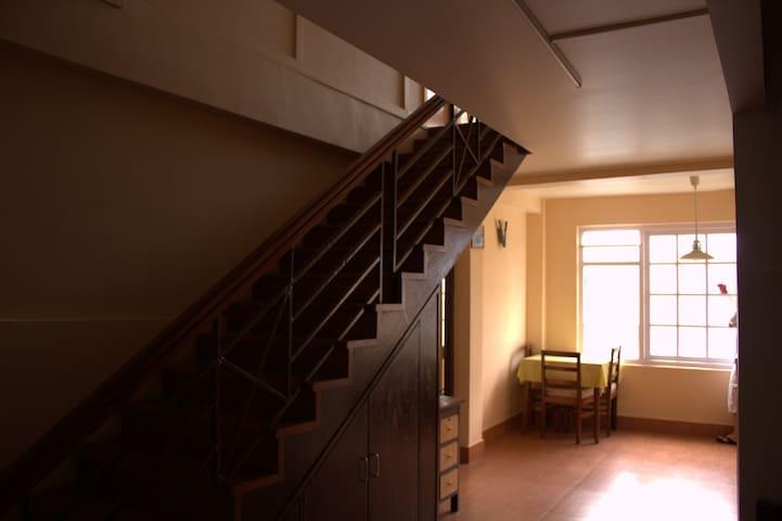 Elim Home- Attic rooms