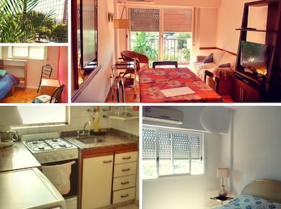 Gran piso en Villa Urquiza - Buenos Aires - Huoneisto