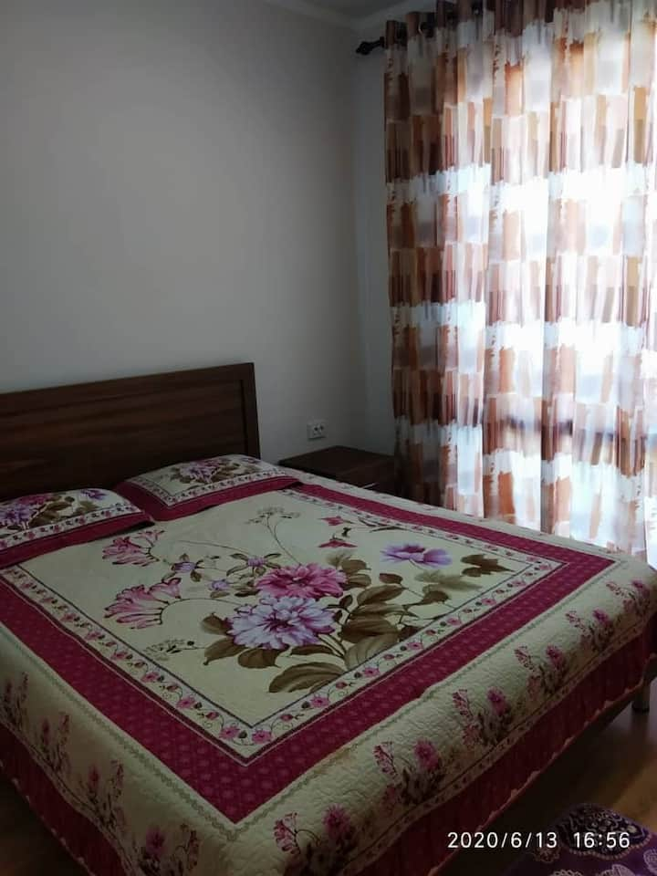 2-room apartment in Issyk-Kul