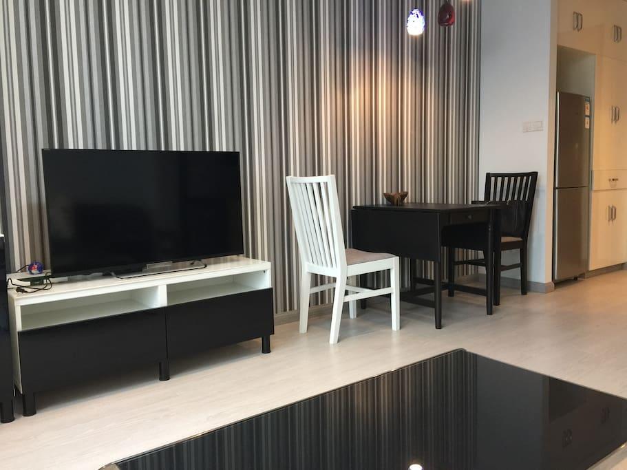 一楼 客厅 1st floor living room