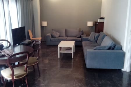 Big apartment in Athens - Galatsi - Daire