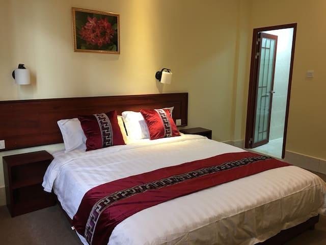 Sunny room 綺麗な部屋 Habitación del sol - Vientiane - Outro