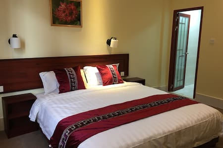 Sunny room 綺麗な部屋 Habitación del sol - Vientiane - Autre