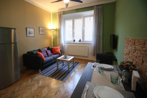 Sunny apartment near centre 3
