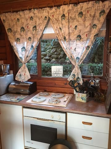 Tranquil Log Cabin with Sea Views - Kingsburgh - Cottage