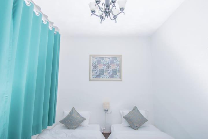 大理古城安静的度假小院双床房/大床房一间 - Dali - Apartment
