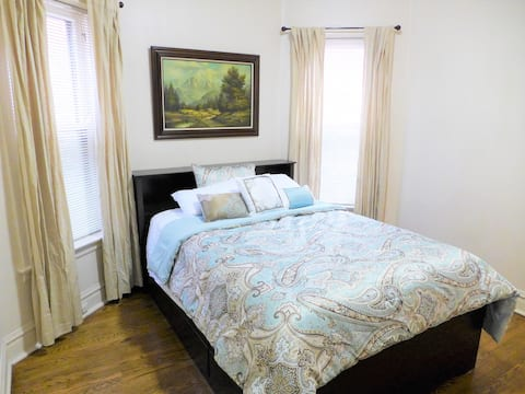 Private room, shared apartment, easy city access