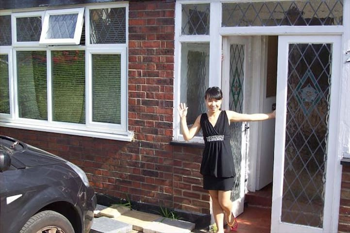LARGE LUX DOUBLE ROOM - Greater London - Dům