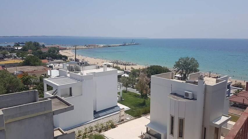 R/Flat on Chalkidiki/CENTRAL/200meter to beach