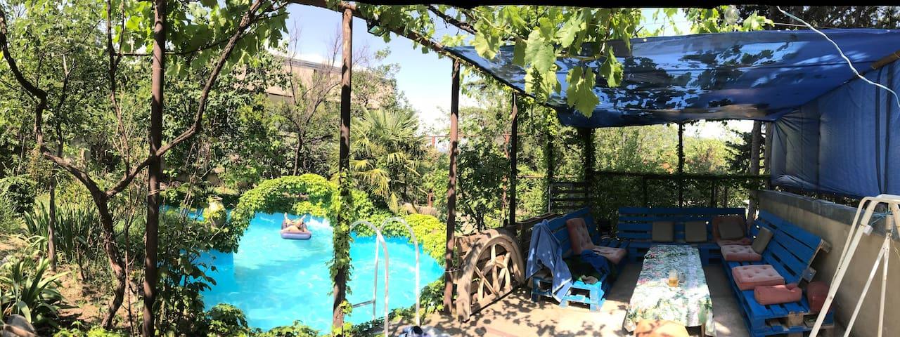 Mtskheta-Garden