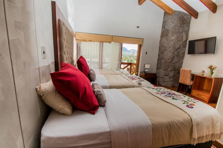 Exclusive Triple Duplex - Sacred Valley
