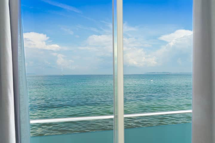 Garda Rooms 5 - the lake at your feet!