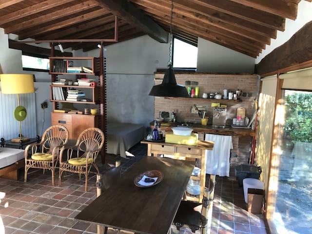 Loft lago di Bracciano - Trevignano Romano - Trevignano Romano - House