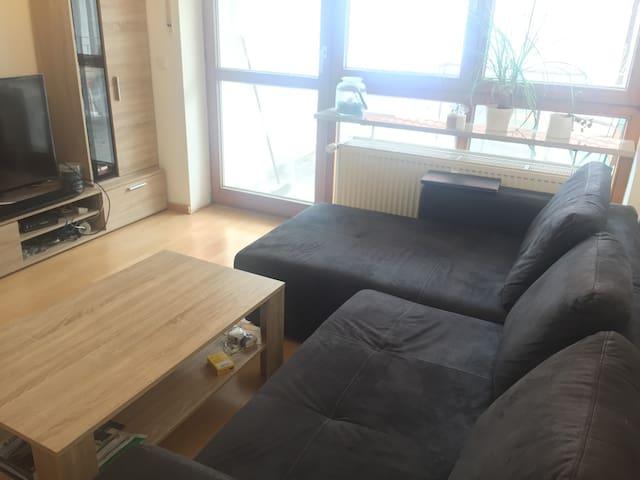 Wohnung mit Balkon in Top Lage - Landshut - Pis