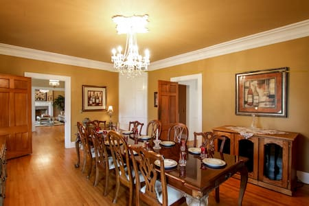 Genesis Country Estate - Lascassas - House