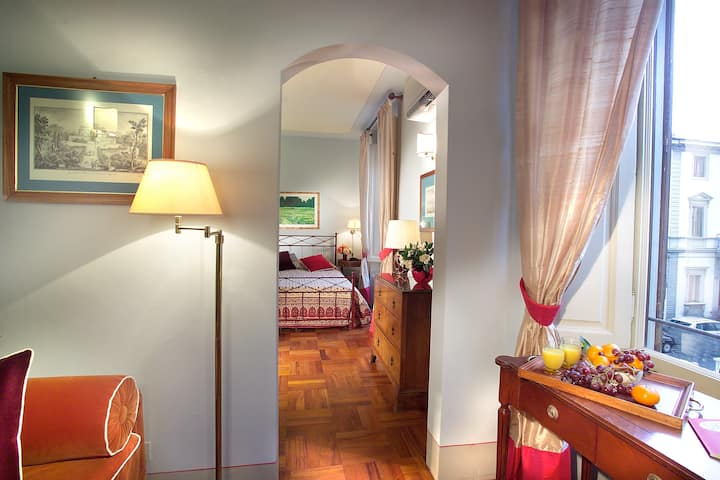 Executive Room in Central Florence