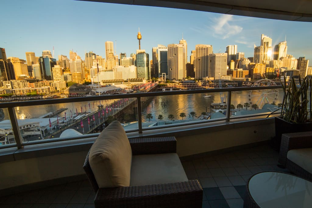 Darling Harbour East view