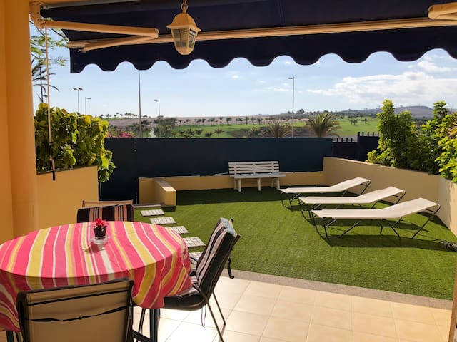 2 BEDROOM VILLA NEARBY MELONERAS BEACH & GOLF