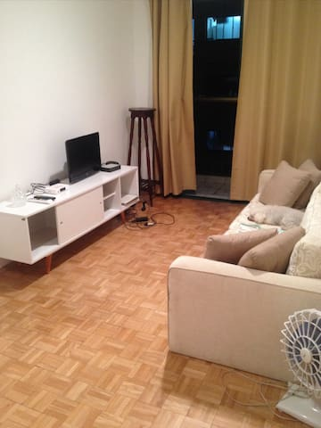alugo quarto em apartamento alphaville - Barueri - Leilighet