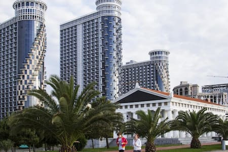 apartament Orbi Sea Towers