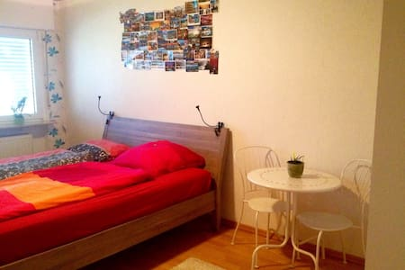 Private & Quiet Room, Double Bed - Apartment