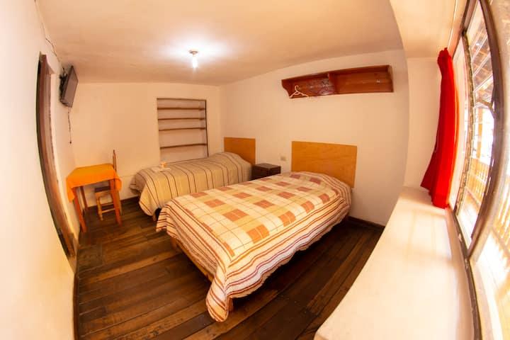 Hostal San Carlos / Habitación 207