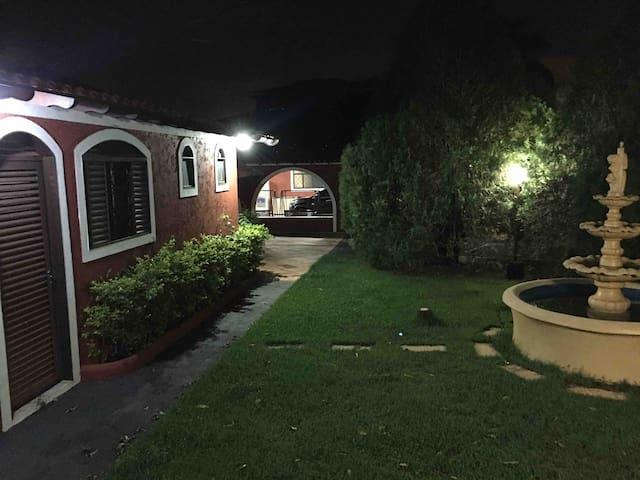 Quarto Suíte Externa Sítio dentro de Rio Preto 1