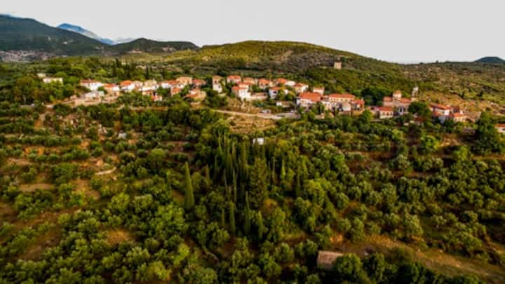 Stavropigio Countryside