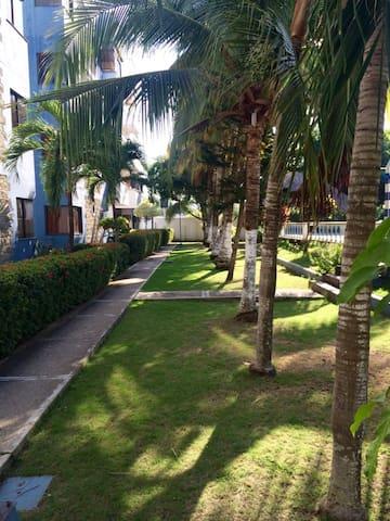 Apartamento amoblado en Tolú, Sucre - Tolú - Wohnung