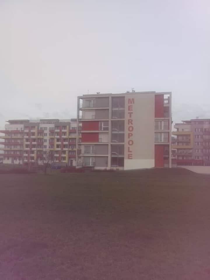 Апартаменты гостиничного типа.