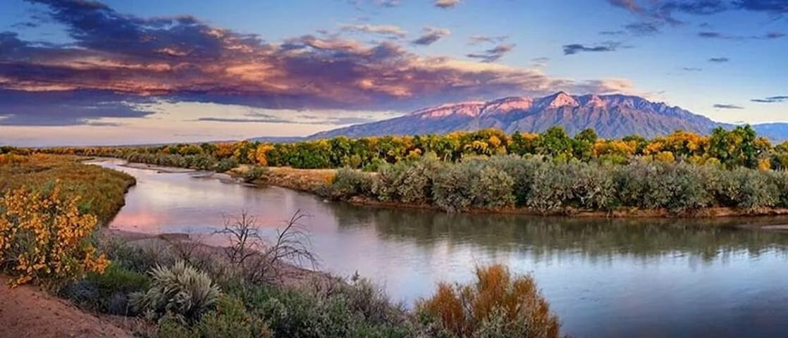 Your Oasis in the Desert - escape to your respite! - Albuquerque - Hus