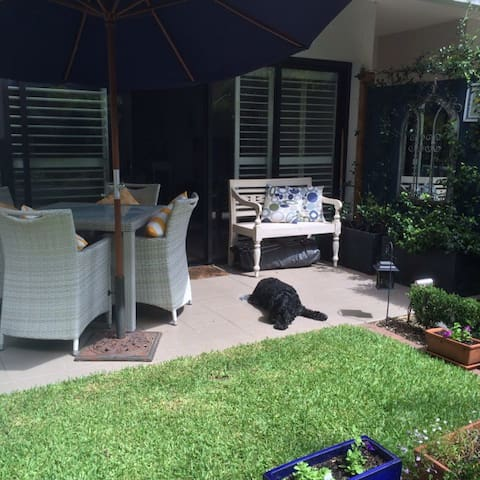Cosy & quiet garden apartment - Killara - Byt