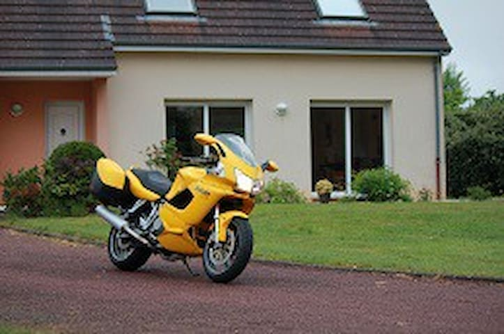 Villa near the circuit Bugatti 24h