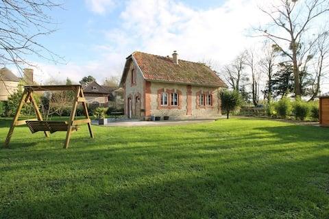 Bájos ház 5 percre Sainte-Mère-Eglise