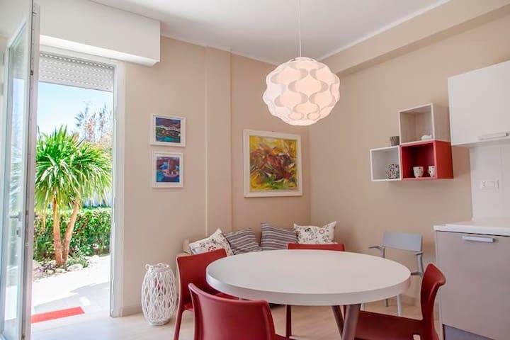 Appartamento lungomare PORTO SAN GIORGIO