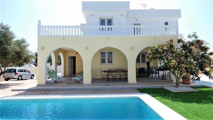 Villa Torrevieja Los Balcones
