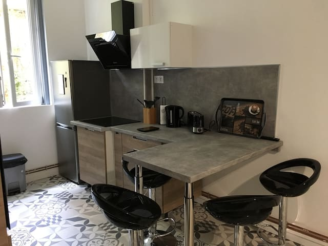 Joli appartement proche des thermes