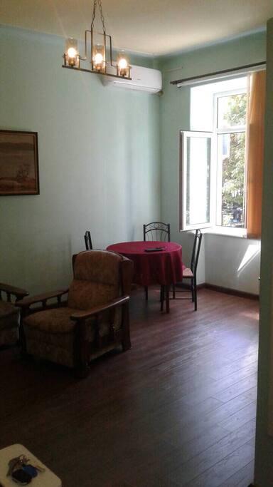 гостиная/ living room