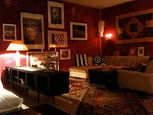 Kreuzberg apartment, Bergmann Kiez
