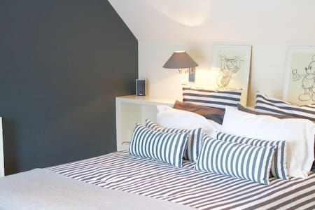 Double Bedroom - exceptional surrunding - Uccle
